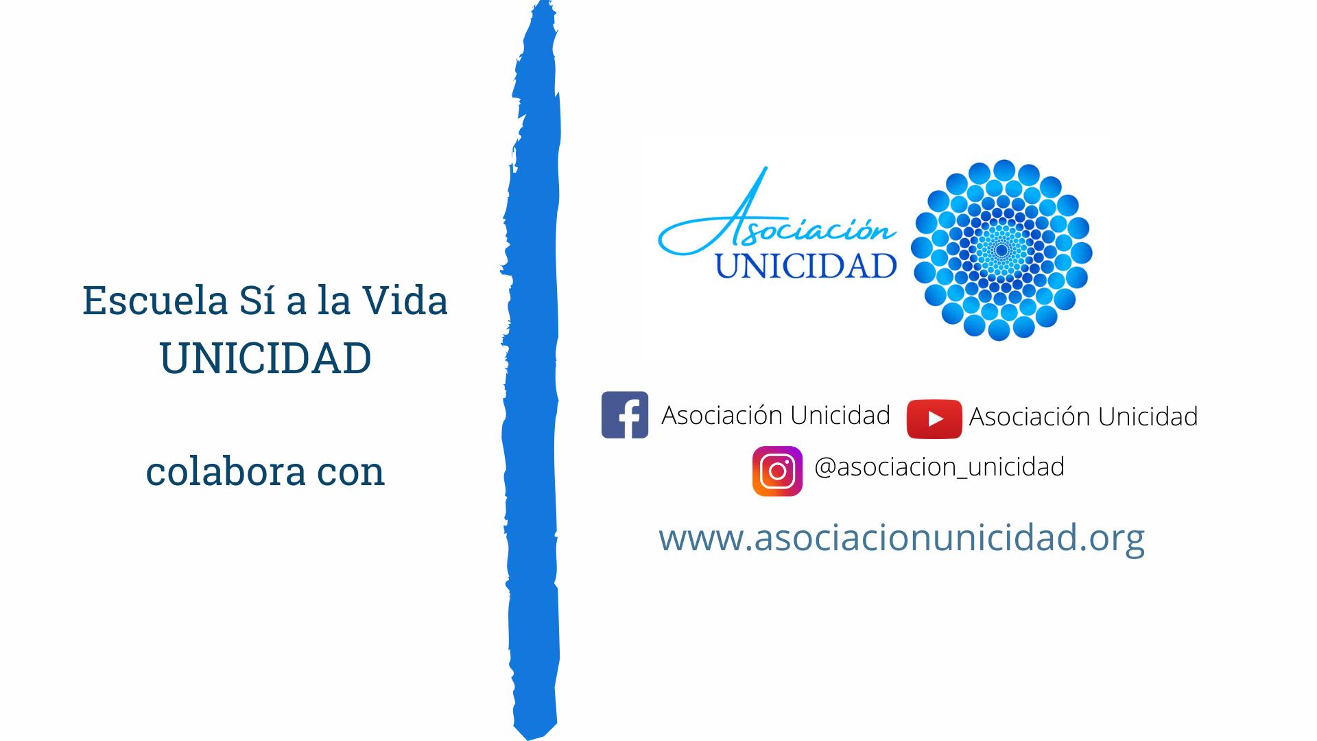 Imagen de Colabora con Asociación Unicidad