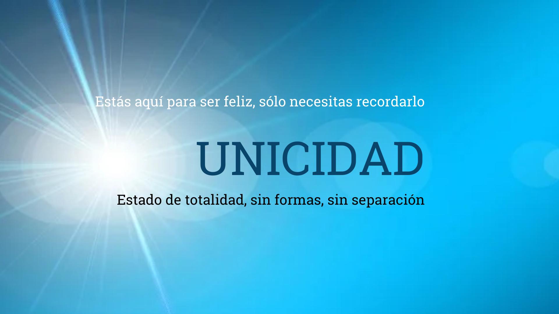 Imagen de Unicidad