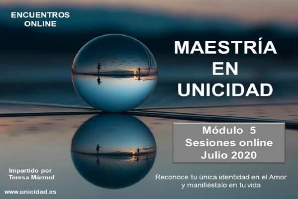 Imagen Maestría en Unicidad: Módulo 5 - Teresa Marmol