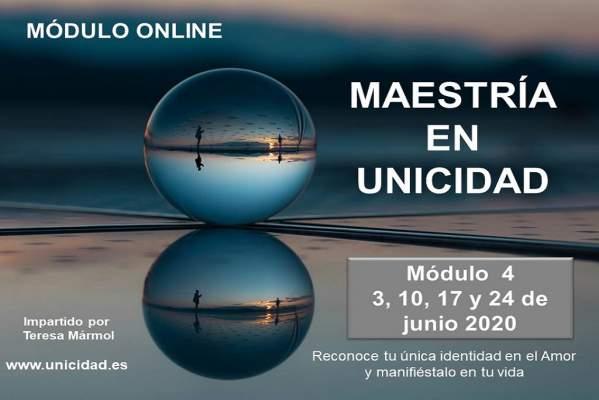 Imagen Maestría en Unicidad: Módulo 4 - Teresa Marmol