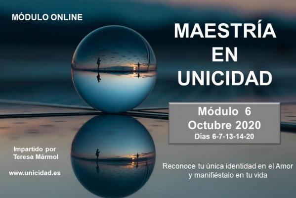 Imagen Maestría en Unicidad: Módulo 6 - Teresa Marmol