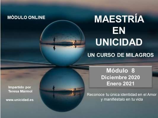 Imagen Maestría en Unicidad: Módulo 8 - Teresa Marmol