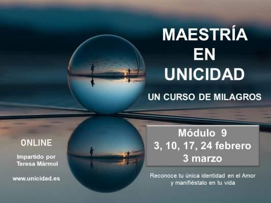 Imagen Maestría en Unicidad: Módulo 9 - Teresa Marmol