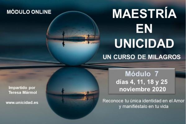 Imagen Maestría en Unicidad: Módulo 7 - Teresa Marmol
