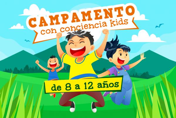 Imagen Campamentos con Conciencia - Teresa Marmol