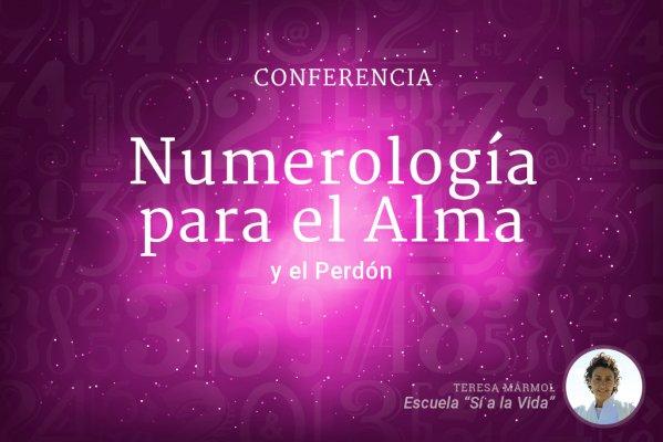 Imagen Numerología para el Alma - Teresa Marmol