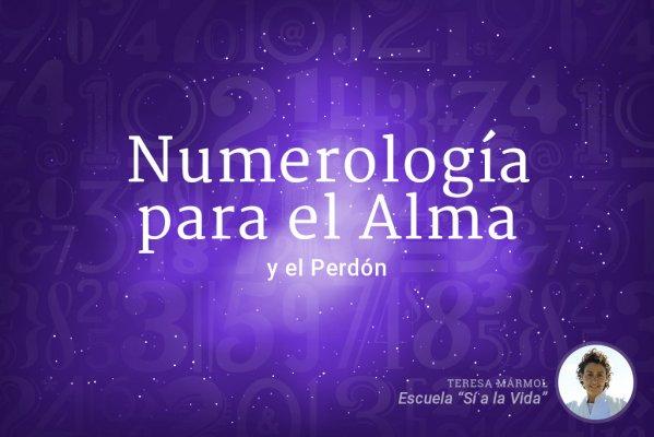 Imagen Sesiones de numeorología para el Alma - Teresa Marmol