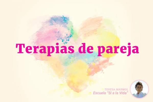Imagen Terapias de pareja - Teresa Marmol