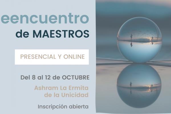 Imagen REENCUENTRO DE MAESTROS - Teresa Marmol
